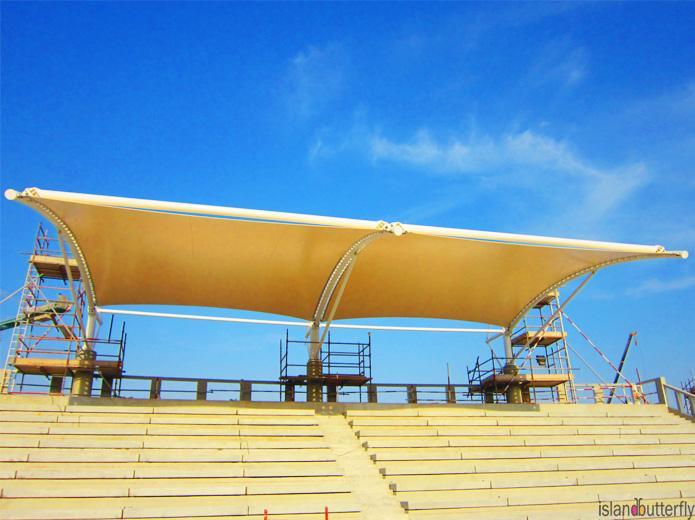 Tensile Structures Manufacturer In Sri Lanka